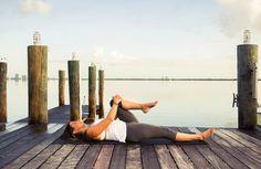 AM detox. http://www.thecoveteur.com/morning-yoga-flow/