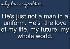 My whole world