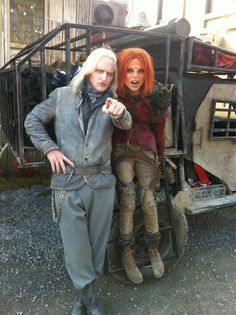@TonyCurran69: @RyanGreig3 @David Nilsson Peterson @hotshtako hot indeed daddy o! #Defiance
