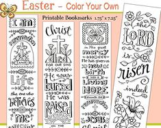 Hand drawn by me to fit perfectly in the ESV Journaling Bible... these four Color Your Own original Bible Bookmarks/Journaling Tags are ready for you to PRINT and COLOR however you like... adding your own personal and loving touch. Designed especially with THANKSGIVING in mind... this collection includes: 1 Thessalalonians 5:18, Psalm 136:1, Philippians 1:3, and the song lyrics Praise God from whom all blessings flow. Use them for bookmarks, tuck them in with your correspondence, give them…