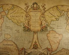 43 Best Old World Maps images