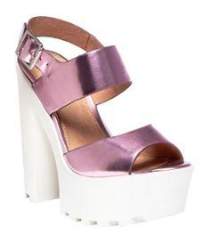 Steve Madden x Iggy Azalea Get-It Sandals