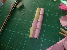 Tutorial - Tutorial tejas miniatura/ nokpannen/ roof tops!