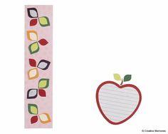 Apple Journal Box and border