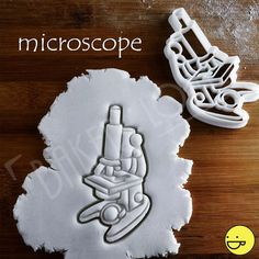 Conical Flask & other Lab equipments cookies cutters by Made3D