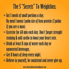 Image detail for -My Top 5 Weight Loss Healthy Lifestyle Motivational Quotes - kootation ...