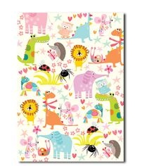 Liz and Pip Launch New Cards & Gift Wrap for Kids