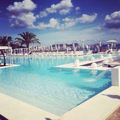 Jacaranda beach bar in Es Cana #Ibizarestaurants