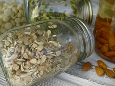 Soaking and Sprouting Nuts, Seeds, Grains, and Beans | Vegetarian Times