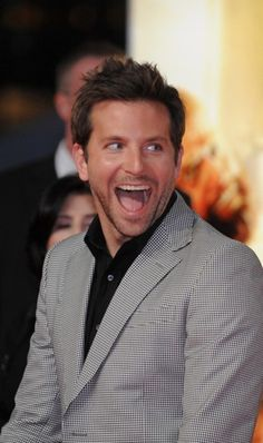 Bradley Cooper this is why Jennifer and him are made for eachother