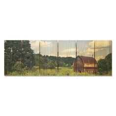 Farm Life 6 Piece Photographic Print Set