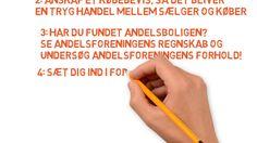 Andelsboliger i København - 10 gode råd