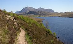 Loch Kernsary - Permits from Letterewe Estate Tel: 01445 Wester Ross, North Coast 500, Brown Trout, Homeland, Stairways, Fly Fishing, West Coast, Places Ive Been, Paths