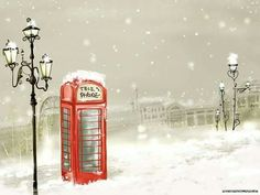 Snow booth