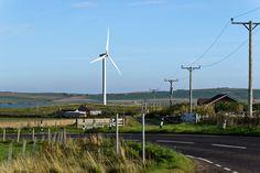 Scotland, Wind Turbine, Energy, Wind, Turbine #scotland, #windturbine, #energy, #wind, #turbine Moving To Scotland, Scotland Vacation, Scotland Travel, Future Energy, New Energy, Renewable Energy, Solar Energy, Communication Images, Scotland Tourist Attractions