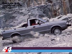 1984 Ford Pampa 4x4