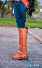 Frye 'Lucinda Slouch' Boot should these be on the boot list? Frye Boots, Ugg Boots, Bootie Boots, Passion For Fashion, Love Fashion, Womens Fashion, Ugg Winter Boots, Riding Boots, Cowgirl Boots