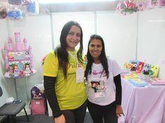 Elaine Arts maravilloso stand!! todas las muñecas lindas!! me encanto conocerte eliane!!
