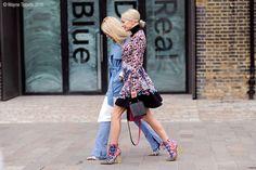 London - #SheaMarie   #CarolineVreeland. #AW16, #England, #Fashion, #FW16, #LFW, #London, #Moda, #Mode, #SheaMarie, #Street, #StreetStyle, #Style, #UK, #Woman, #Women Photo © Wayne Tippetts