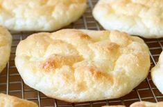 Parecía imposible, pero no lo es: Pan sin harina y apto para celíacos. El famoso Pan Nube.
