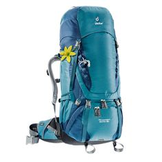 77841a7471ec4 Deuter Aircontact 60+10SL Ladies Rucksack Hiking Backpack