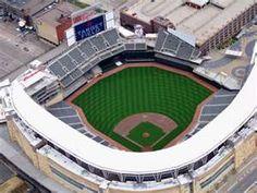 Target Field 2010