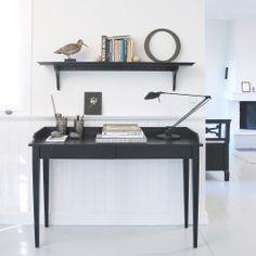 Console table black, Oliver Furniture Denmark.   www.oliverfurniture.com