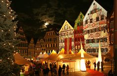 Chocolate festival in Tübingen 11.29-12.4