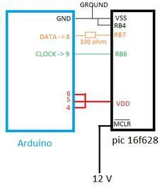 Arduino as a Pic Programmer!