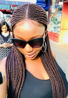 Cornrows Braids For Black Women, Braids With Curls, Braided Hairstyles For Black Women, Black Girl Braids, Braids For Black Hair, Girls Braids, Braided Cornrow Hairstyles, Feed In Braids Hairstyles, Braids Hairstyles Pictures