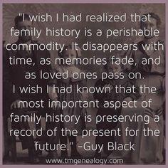 I wish I had realized...