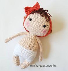Merhabaaa ♀️ Bu ara bebe modellerine takmış olabilirim  Ama çok tatlış değiller mi  ☆ #amigurumi #crochet #babyroom #babydoll…