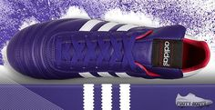 adidas Copa Mundial Limited Editions – Inspired by Brazil - Purple - Jan 2014
