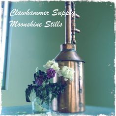Copper Moonshine Stills & Moonshine Still Kits