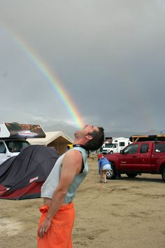 Taste the Rainbow | 16 Unbelievable Forced Perspective Photography. #Amazing #illusions #Must see!