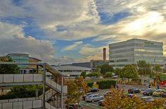 Waitrose Distribution Centre - Bracknell - HDR