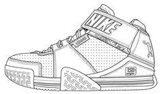Nike air max printable coloring pages - Enjoy Coloring ...