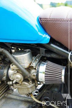 """""""DOOLEY'S"""" Honda CM 400T"""