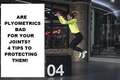 Plyometrics are great for increasing your vertical jump, speed, acceleration, quickness and agility. But, are plyometrics bad for your joints? Plyometric Workout, Plyometrics, After Workout, Medicine Ball, Upper Body, Push Up, Stress, Exercise, Tips