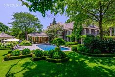 77 Ox Pasture Road, Nearly 2 Acres With Swimming Pool And Tennis Court