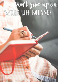 It can be hard to juggle all of our responsibilities, but it IS possible to create a work life balance! Use these tips to streamline your everyday life.