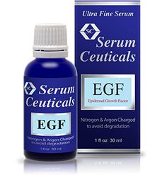 EGF SerumEpidermal Growth Factor Serum Regulating Cell Growth Proliferation  Differentiation to Shoal Deep Wrinkles Erase Fine Lines Tighten Flabby Skin and Lift Sagged Neck * See this great product.