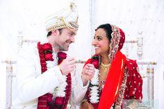 A beautifully intimate Hindu wedding in Watford