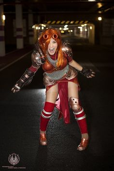 Chandra Nalaar - Planeswalker - The Raging Inferno (Magic the Gathering) #cosplay, Photo by faramon