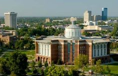 Summer Road Trip Day 16: Lexington - The beautiful campus of the University of Kentucky #college
