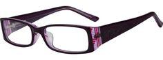Women's Purple 4447 Acetate Full-Rim Frame | Zenni Optical Glasses-BFl2GeJl