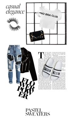 Untitled #2 by kerofrida on Polyvore featuring polyvore fashion style The Kooples Calvin Klein CHARLES & KEITH clothing
