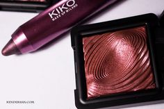 Kiko Cosmetics. This colour is perfect for green / hazel eyes