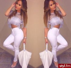 0e2f63e560 sweater silver grey cropped cropped top crop tops pants bags shoes blouse  sparkly crop top jeans white white pants high waisted jeans crop tops ...