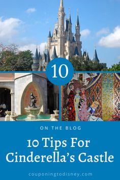 10 Tips For Cinderella's Castle